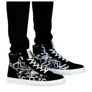 Mans Breathe Fashion Canvas Korean High Top Shoes Sneakers Casual Flat Shoes NEW