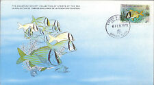 Maxicard Cousteau Collection Turks & Caicos Is. (British) 1979 Pork Fish SEA