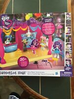 Never Opened! My Little Pony Equestria Girls Minis Canterlot High Dance Playset