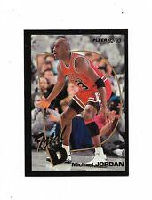 1992-93 FLEER TOTAL D MICHAEL JORDAN #5 INSERT NEAR MINT/MINT