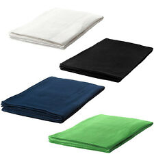 IKEA INDIRA Plaid Tagesdecke Decke Überwurf 150x250cm / 250x250cm 100% Baumwolle