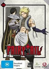 Fairy Tail : Collection 19 : Eps 213-226 - DVD Region 4