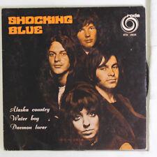 SHOCKING BLUE: Alaska Country + 2 45 (Portugal, PC) Rock & Pop