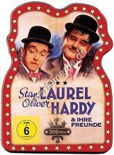 DVD: STAN LAUREL & OLIVER HARDY & Freunde - Dick & Doof - Über 300 Min. Laufzeit