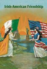 Irish American Friendship - Art Print