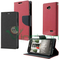 Custodia FLIP cover stand GOOSPERY per LG L70 booklet case portafoglio tasche