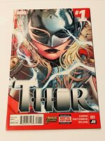Thor 1 2014 Marvel 1st appearance Jane Foster Thor SDCC MOVIE - Natalie Portman!