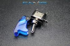 TOGGLE SWITCH ON OFF BLUE MINI LED 12V 20 AMP RACE NITROUS EPS-3015BL