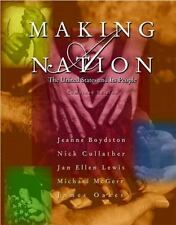 Making a Nation: The United States and Its People, Combined Edition-ExLibrary