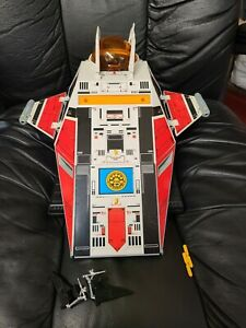 Bandai Godaikin Dyjupiter Dynaman transformer carrier Large Scale Good Shape Ret