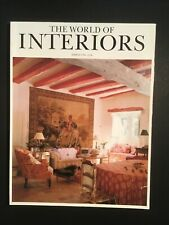 The World of Interiors.  March 1996
