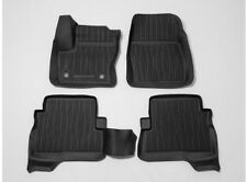 2013-2018 FORD ESCAPE OEM FACTORY TRAY STYLE  BLACK FLOOR MATS 4PC