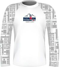 IRONMAN Boulder 2014 Women's Long Sleeve Name Tee