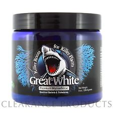 Plant Success Great White 8oz Premium Mycorrhizae Beneficial Bacteria Roots