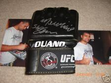 SHOGUN RUA UFC signed Ouano glove MMA NHB AUTOGRAPHED