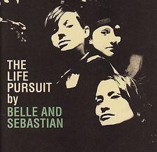 Life Pursuit Belle Sebastian CD 2006 Matador FAST FROM USA SHIPPING