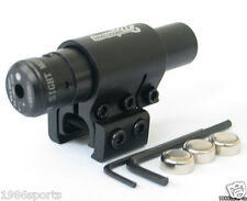 Hunting 650nm Red Dot Laser Sight fit for Rifle Scope fit f/Airsoft Light