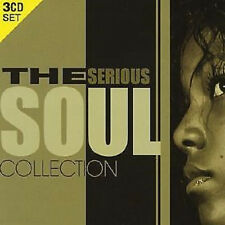 1394 // THE SERIOUS SOUL COLLECTION COFFRET 3 CD 59 TITRES NEUF SOUS BLISTER