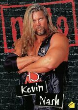 Kevin Nash, 1998 Topps Wcw / Nwo Wrestling Sticker / Karte #S-6. Gratis Ww S/H