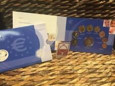 NEDERLAND 2007 GEBOORTESET INCL. EURO'S EN SPECIALE GEBOORTEPENNING (JONGEN)