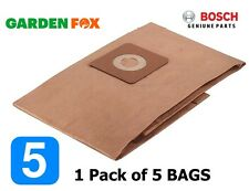 savers choice Bosch UniversalVAC15 - PAPER DUST BAGS - 2609256F32 3165140912334