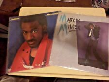 2 ALBUMS MARCUS MILLER SUDDENLY and MARCUS MILLER SEALED! LP