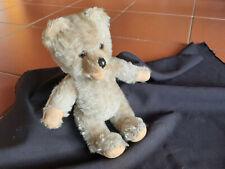 Schöner gut erhaltener Teddybär Teddy Bär Steiff? antik 26cm mit Stimme