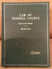 Hornbook: Law of Federal Courts Handbook Series 3rd Edition Charles Alan Wright