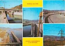 Postcard Romania Portile fier sistemul hidroenergetic si de navigatie multi view