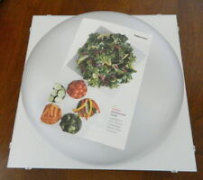 NEW Tupperware Preludio Entertainment Serving TRAY BOWL Party SALAD DIP TOPPINGS