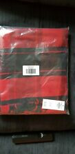 Ladies ABERCROMBIE & FITCH  TARTAN BLANKET SCARF NEW WITH TAG ***