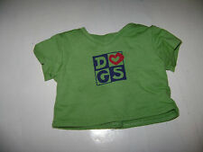 AMERICAN GIRL DOLL of the YEAR 2001 LINDSEY MEET GREEN T SHIRT OUTFIT RETIRED
