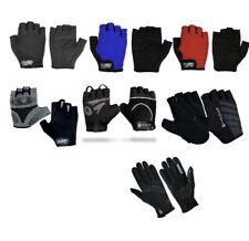 Half Finger Cycling Gloves bike Gloves Gel Padded Fingerless Cycle Gloves New