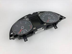 2013 Volkswagen Passat CC RHD Speedometer Instrument Cluster 3C8920970S