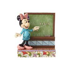 Jim Shore Teacher Minnie (Personalize) #4059750