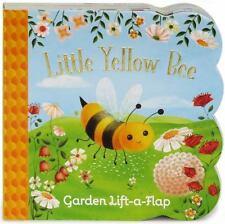 Little Yellow Bee: Lift-a-Flap Children's Board Book Babies Love