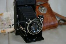 Fotoapparat Zeiss Ikon Klappkamera 6x9 Netta Objektiv Zeiss Tessar 4,5/10,5cm