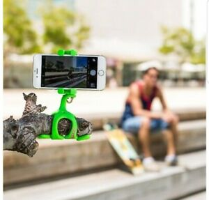 Wireless Bluetooth Remote Control Shutter Self-timer Tripod For iPhone Samsung