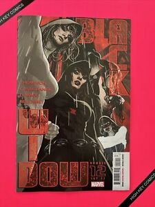 Black Widow #12 Adam Hughes Cover A Marvel 2021 NM