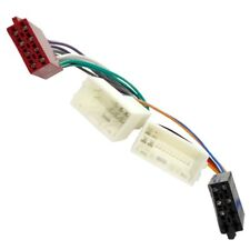 Adaptador cable enchufe ISO para autoradio de Hyundai H1 i10 i20 ix35 Tucson