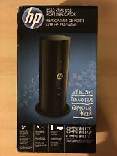HP Essentials USB Port Replicator