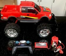 NIKKO FORD F-150 RC TRUCK 1:14 SCALE 49 MHZ-TESTED AND IN VERY NICE CONDITION!