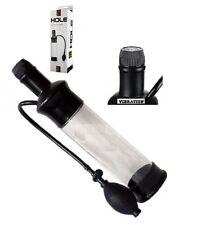 Vakuum Pumpe Potenzpumpe Penispumpe 3te HotHole MEGAVibPump mit Vibration