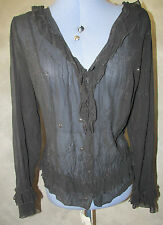 Marks and Spencer Polyester Business Blouses for Women