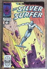 MOEBIUS THE SILVER SURFER  1990 NEUF comic No 2  Marvel USA / Le Surfer D'argent