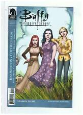 Dark Horse Buffy The Vampire Slayer Season Eight #10 VF 2008 - Art Cover