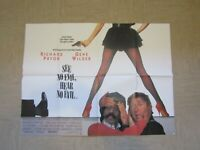 Vintage Movie poster - Original - See no evil Hear no evil - 101 x 75 cm - 1989