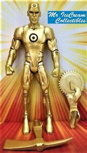 DC Universe Classics Ultra-Humanite Wave 14 Metal Men Gold DCUC