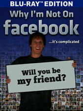 Why I'm Not on Facebook  (BluRay MOVIE)