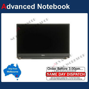 "13.3""  QHD+ Touch Screen Display Assembly For Dell XPS 13 9343 9350 9360 P54G"